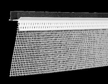 Профиль ПВХ подоконный <span>с армирующей сеткой и ПСУЛ</span>