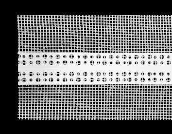 Профиль угловой ПВХ<span>складной рулонный с армирующей сеткой</span>
