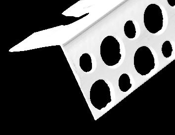 Профиль арочный ПВХ<span>угловой</span>