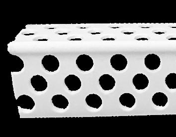 Профиль угловой ПВХ <span>с кантом</span>