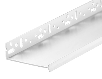 Base profile PVC <span>for thermal insulation</span>